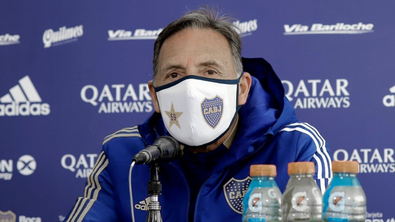 """Miguel Ángel Russo: """"Con River queremos jugar el 2 o el 3 de enero"""""""