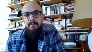 """Juan Pisano: """"Para imaginar ese mundo distópico tuve muy en mente al siglo XIX"""""""