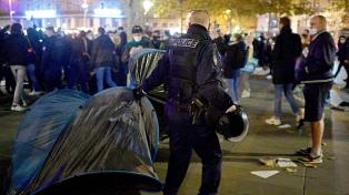 Indignación por el desmantelamiento de un campamento de migrantes en pleno centro de París