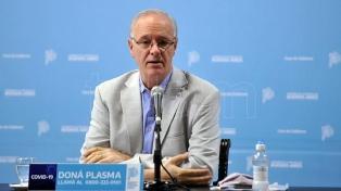 La provincia de Buenos Aires se propone vacunar a 126.000 personas por día