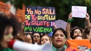 Siete de cada 10 personas dijeron estar de acuerdo con legalizar el aborto, según un estudio de la UBA