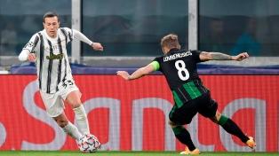Juventus, con Dybala en el once inicial, venció al Ferecvaros