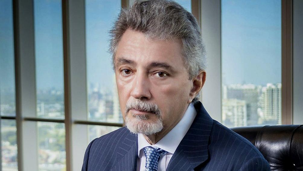 Jorge Ezequiel Carballo desempeñaba funciones como vicepresidente del Directorio.
