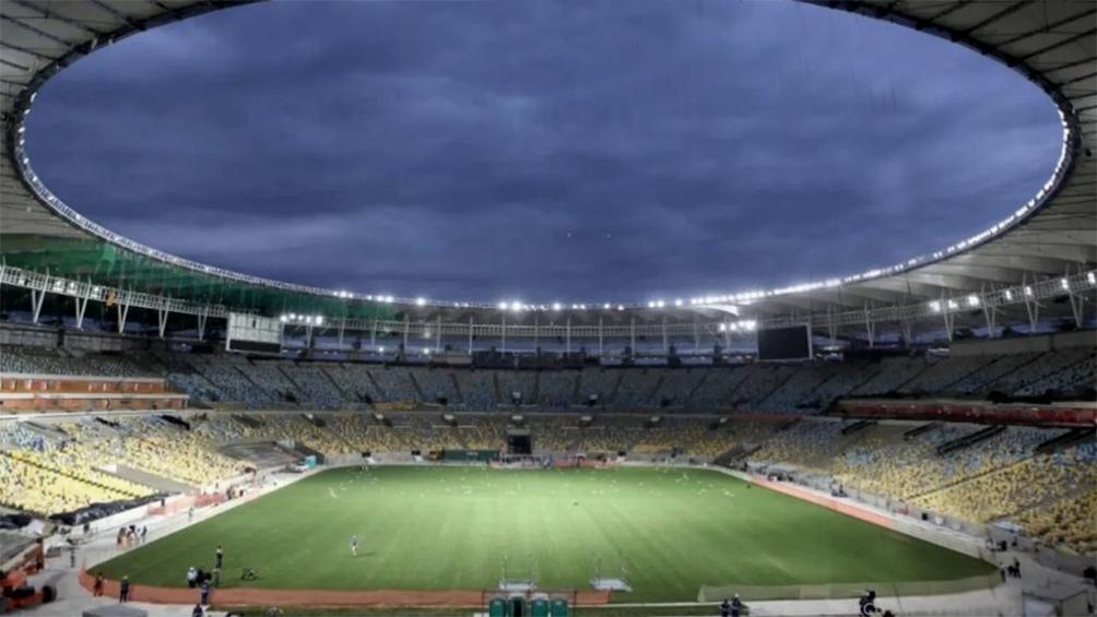 El Intendente de Río de Janeiro permite un 10 por ciento de público en la final Argentina-Brasil