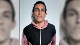 Detienen a un prófugo acusado de haber asesinado a puñaladas a su cuñado