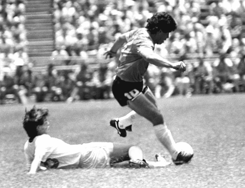 La gesta del Mundial de México 86, en palabras de Diego.