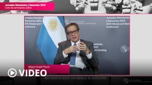 Pesce pidió consensuar políticas de distribución del ingreso