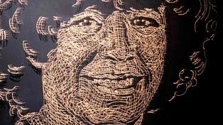 Maradona dejó su marca en el arte popular