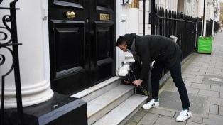 """Maradona fue recordado con """"admiración y respeto"""", afirmó el embajador argentino"""