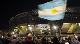 Están encaminadas las gestiones para que Argentina e Italia jueguen la Copa Maradona