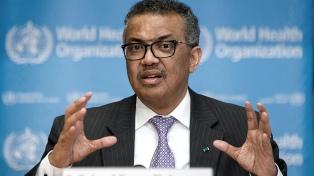 La OMS pide frenar las vacunas de refuerzo y derivarlas a países con escasa inmunización