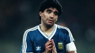 Maradona, el de verdad o el de ficción, en el cine y la televisión