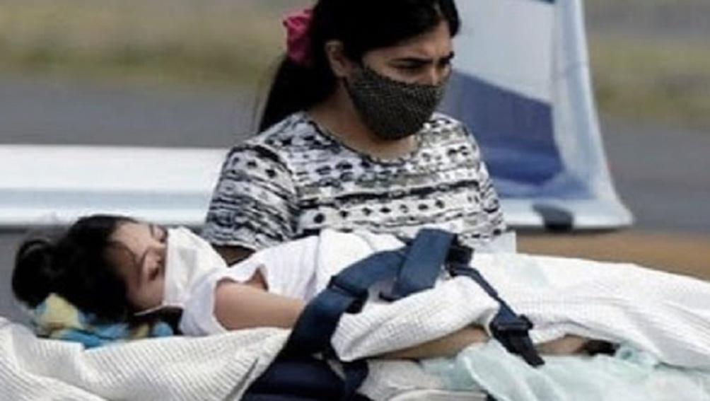 Cientos de personas dieron el último adiós a Abigail en Las Termas de Río Hondo