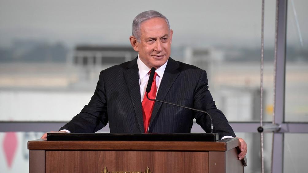 """Netanyahu advirtió que """"Todos los enemigos que nos rodean ven lo costoso que es atacarnos"""""""