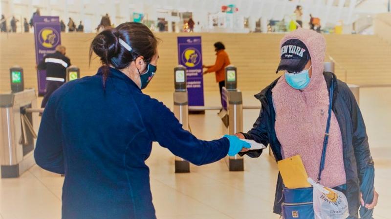 EEUU celebra un Día de Acción de Gracias marcado por el coronavirus