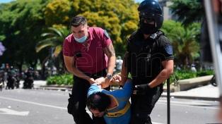 ¿Qué define un feudo? Gatillo fácil y violencia policial en la Ciudad de Buenos Aires