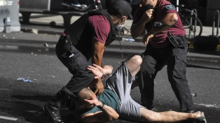 La Secretaría de DDHH denunció al Gobierno porteño por la represión en el velatorio de Maradona