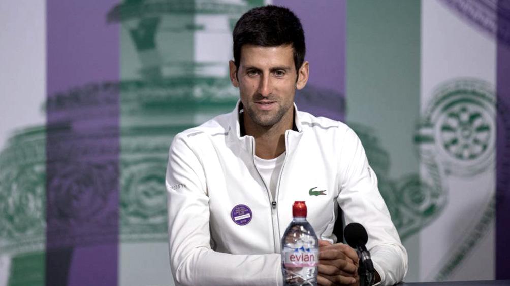 Djokovic renuncia a ocupar un cargo en la Comisión de Jugadores de la ATP