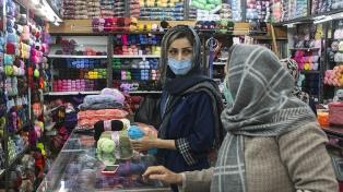 Irán superó los 60.000 muertos