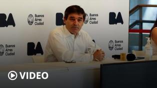 """Quirós sobre las manifestaciones por la muerte de Maradona: """"Lo que vimos no fue bueno"""""""