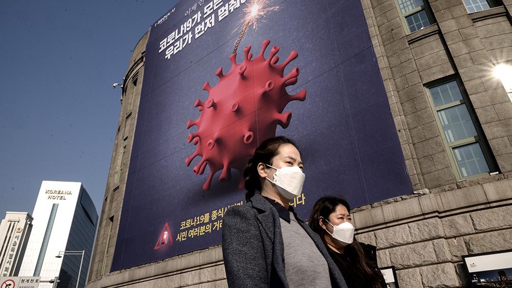 El país asiático registró 438 nuevos casos de coronavirus en las últimas 24 horas.