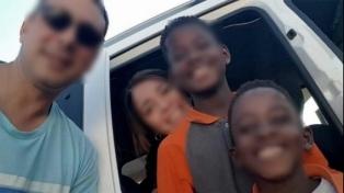 La Justicia Federal y la provincial investigarán el abandono de los hermanos africanos