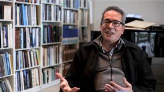 """la editorial Blatt & Ríos, que el mes pasado publicó la novela """"Lugones"""", decidió expedirse sobre la falsedad de la cita de Aira a través de su cuenta de Twitter."""
