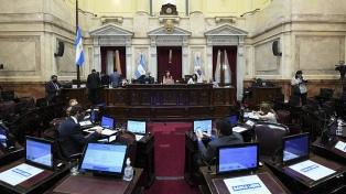 El Senado aprobó el proyecto que fija necesidad de aval parlamentario para acuerdos de deuda