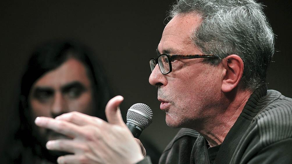 """Aira, autor de """"Los fantasmas"""", """"El mago"""" y """"La guerra de los gimnasios""""."""