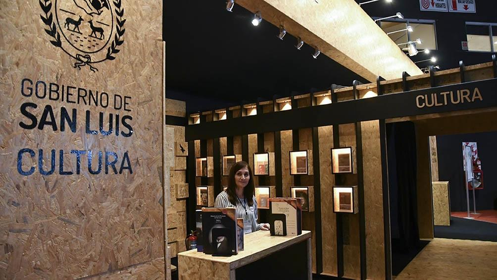 La Feria del Libro de San Luis este año duró tres días en formato online.