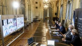 El 19 de enero el Gabinete nacional se reunirá en Chilecito, una de las capitales alternas