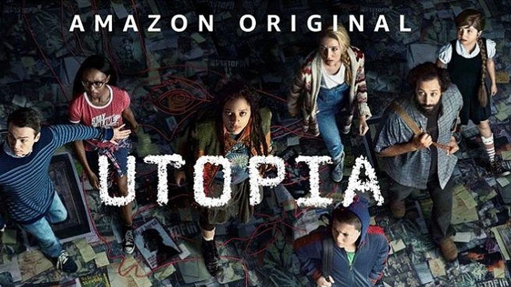 """La primera temporada de """"Utopia"""" se había estrenado recientemente"""