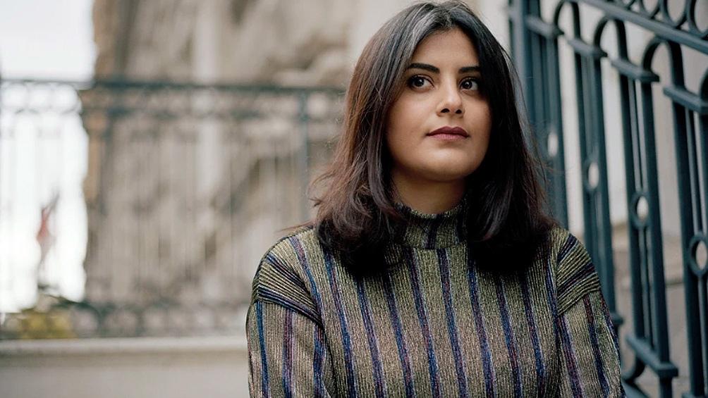Lujain al Hazlul es una destacada luchadora feminista