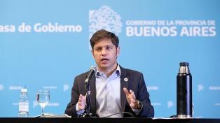 """Buenos Aires """"necesita recursos"""" para atender problemas """"estructurales"""""""