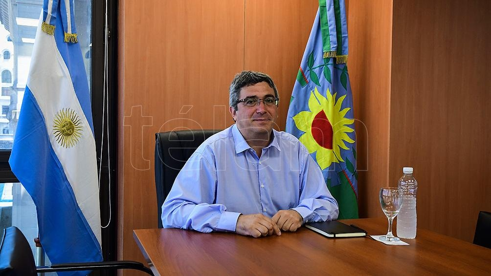 Rodríguez manifestó confianza en que la producción de granos no registre pérdidas generalizadas a causa de la sequía.