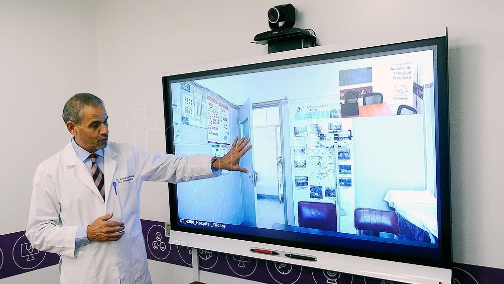 La pandemia fue un disparador en el uso de los servidores de telemedicina.