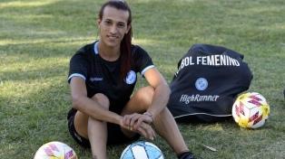 Mara Gómez, una futbolista trans en la primera categoría del fútbol femenino