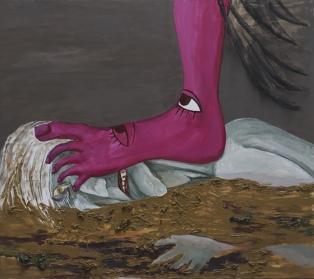 """Marcia Schvartz y el Infierno en una muestra inspirada en la """"Divina Comedia"""""""