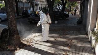 Dengue: cuestionan la efectividad de las campañas de fumigación en la vía pública