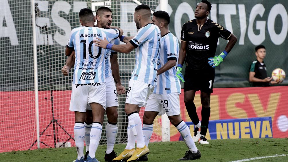 Atlético Tucumán y Huracán completan los 18 minutos del partido suspendido de la fecha 3