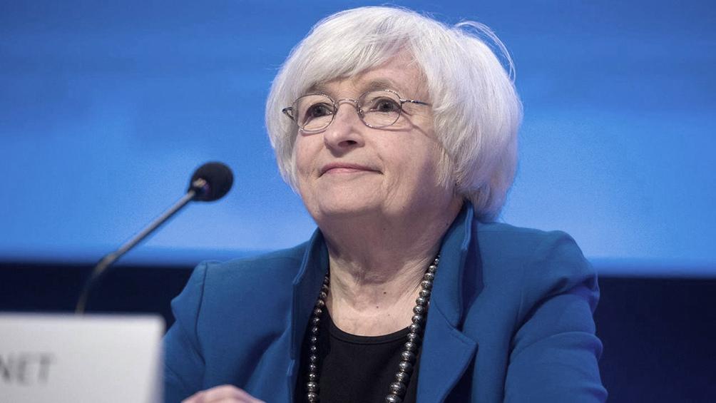 La ex presidenta de la Reserva Federal podría ser la primera mujer titular del Tesoro.