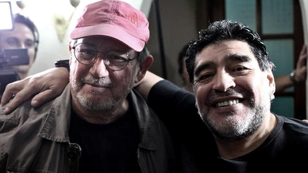 Silvio Rodríguez refirió al vínculo de Maradona con Fidel Castro y a la coincidencia en el día del fallecimiento de ambos.