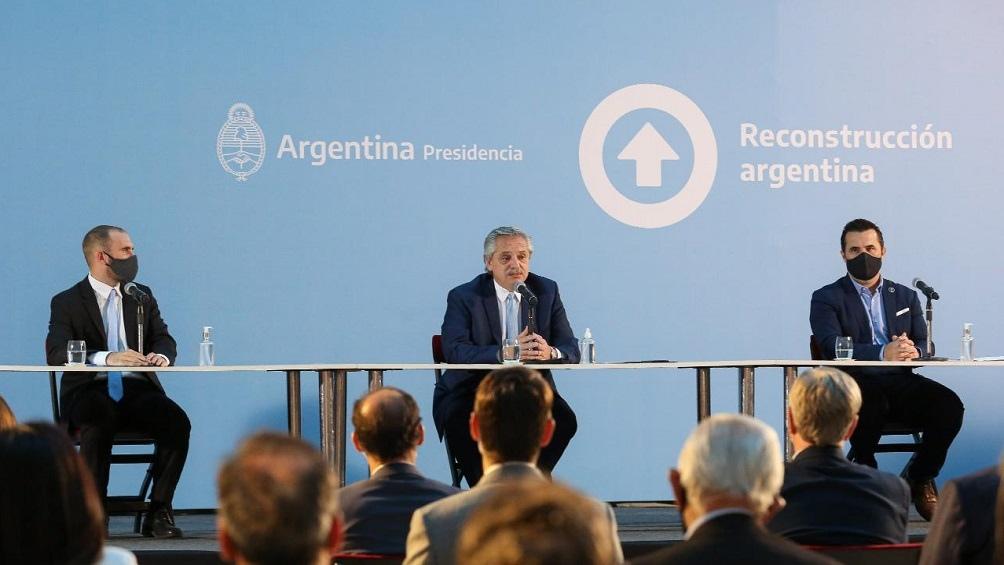 """Guzmán: el Plan Gas.Ar permitirá definir """"tarifas razonables"""" y no dolarizadas"""