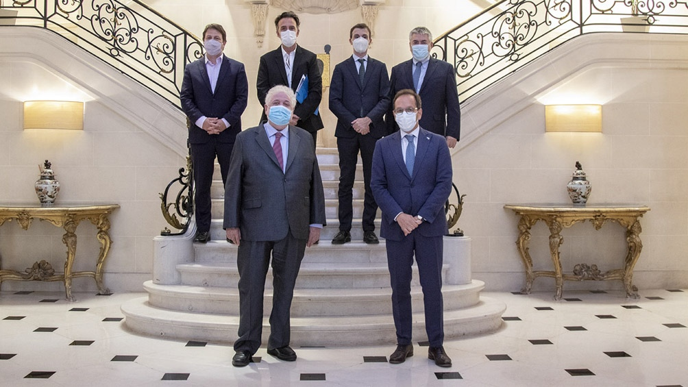 Préstamo italiano de 42 millones de euros para robustecer el sistema sanitario argentino