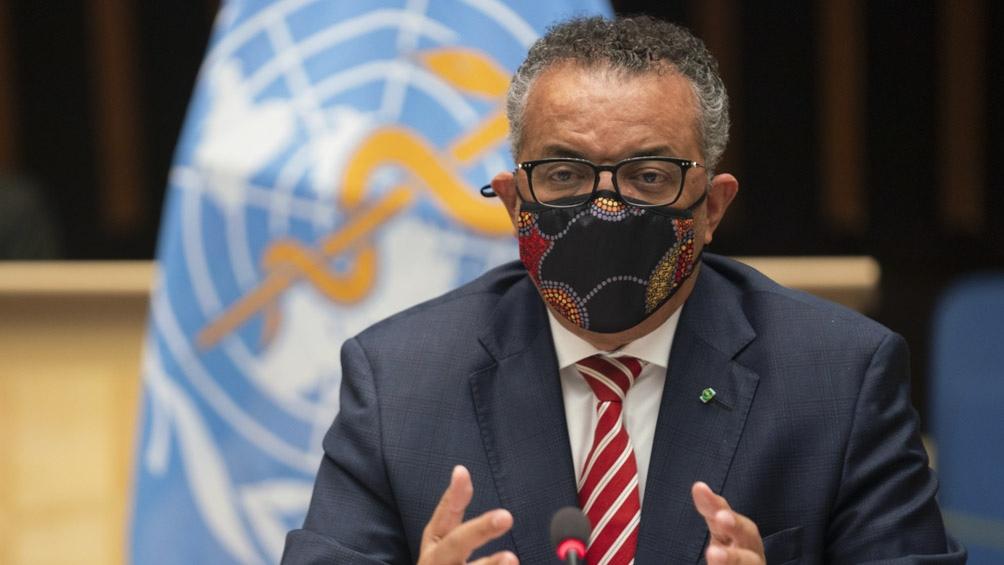 Para el director general de la OMS la situación pone en peligro el acceso equitativo en todo el mundo a la vacuna