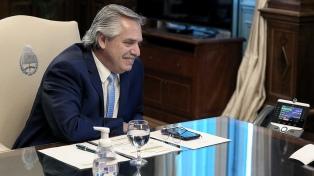 Alberto Fernández expone este jueves ante el Foro Económico Mundial de Davos