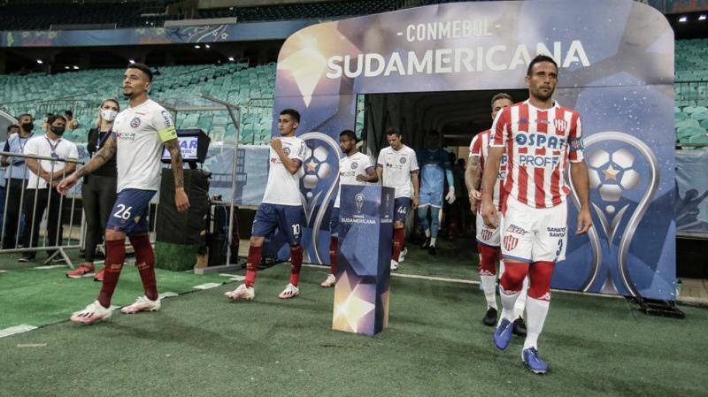 Unión empató con Bahía y se despidió del torneo