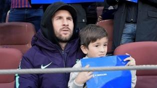Messi tendrá descanso otra vez en la Champions League por decisión del DT Koeman