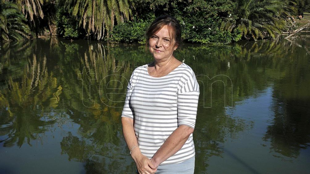 Nora Gómez es la directora del Instituto de Limnología Raúl A. Ringuelet de La Plata.