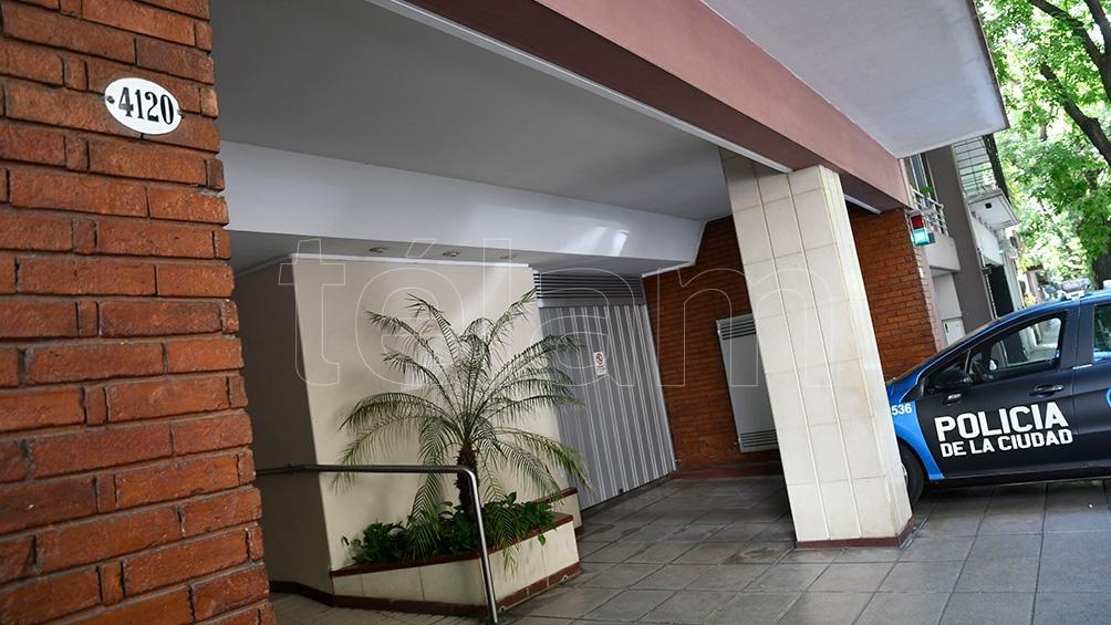 Allanamiento realizado en la casa de la psiquiatra que atendía a Diego Maradona.